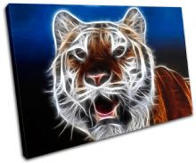 Tiger Absract wild Animals - 13-0144(00B)-SG32-LO